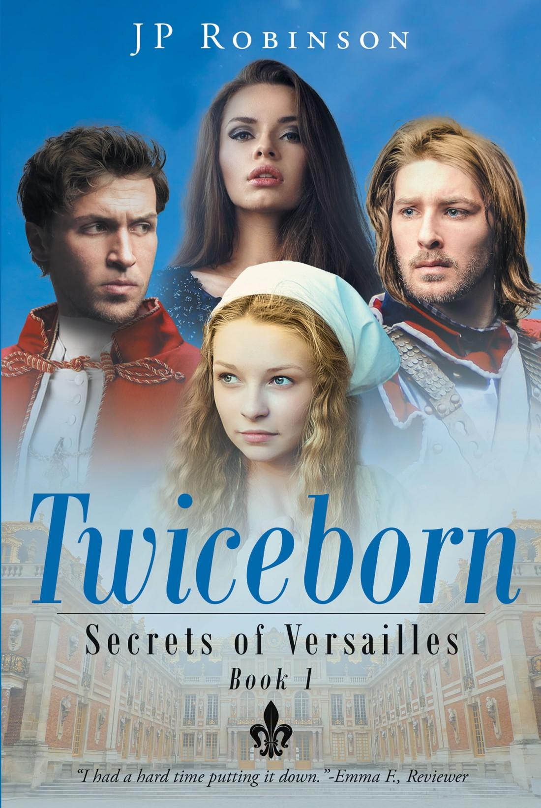 Read Twiceborn by JP Robinson