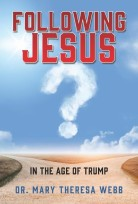 Cover for author Terry Webb's book Following Jesus