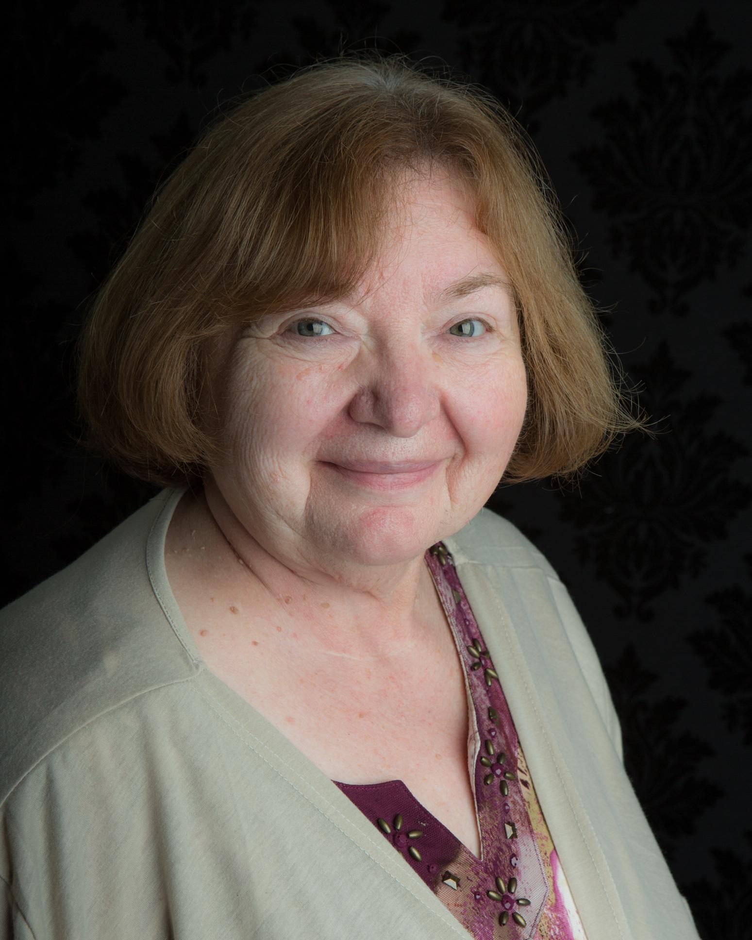 Author Verity Moore
